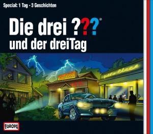 """Cover des """"drei Fragezeichen""""-Specials"""