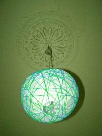 Not Green Lantern - Green Lamp