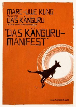 Känguru-Manifest-Plakat