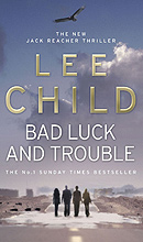 Jack Reacher Buch Bad Luck and Trouble von Lee Child