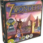 7 Wonders Spielebox