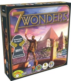 7 Wonders Spielebox