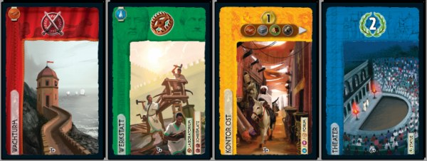 7 Wonders Karten