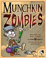 Munchkin Zombies Coverbild