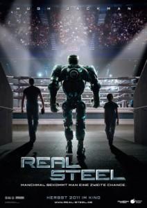 Real Steel Filmplakat