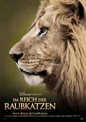 Im Reich der Raubkatzen Filmplakat
