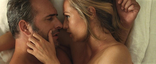 Grégory (Jean Dujardin) und Alice (Cécile de France) . © 2013 PROKINO Filmverleih GmbH