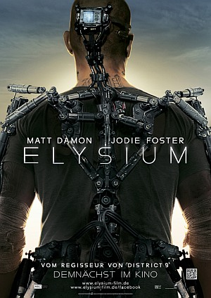 Filmplakat zu Elysium