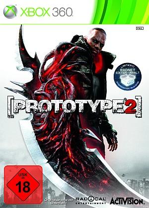 Cover von Prototype 2