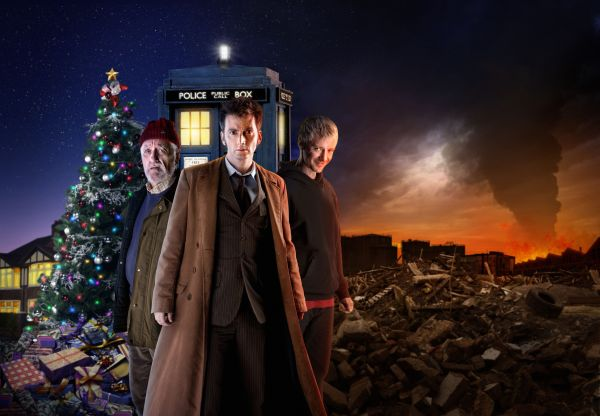 Doctor Who - The End Of Time