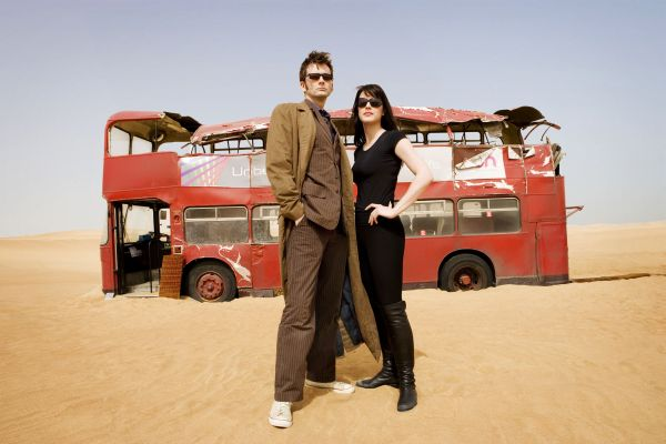 DOCTOR WHO EASTER SPECIAL - PLANET OF THE DEAD