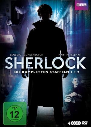 DVD-Cover von Sherlock