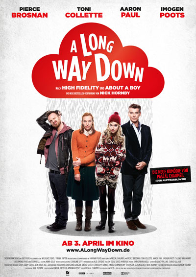 A Long Way Down - Filmplakat