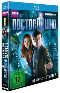 drwho 5 cover