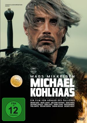 DVD-Cover von Michael Kohlhaas
