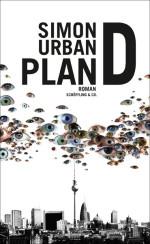 Simon Urban: Plan D (Cover)