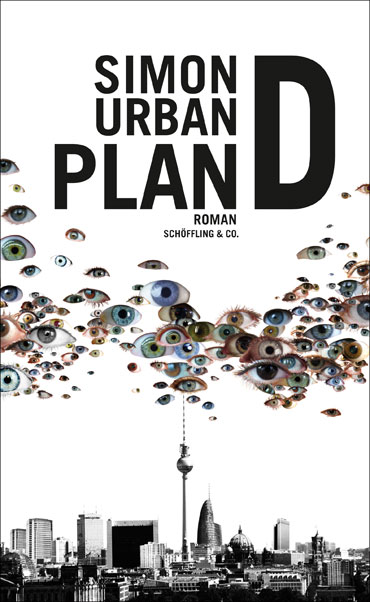 Simon Urban: Plan D (Cover)