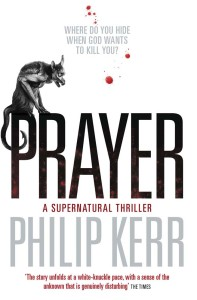 Prayer by Philip Kerr, Cover