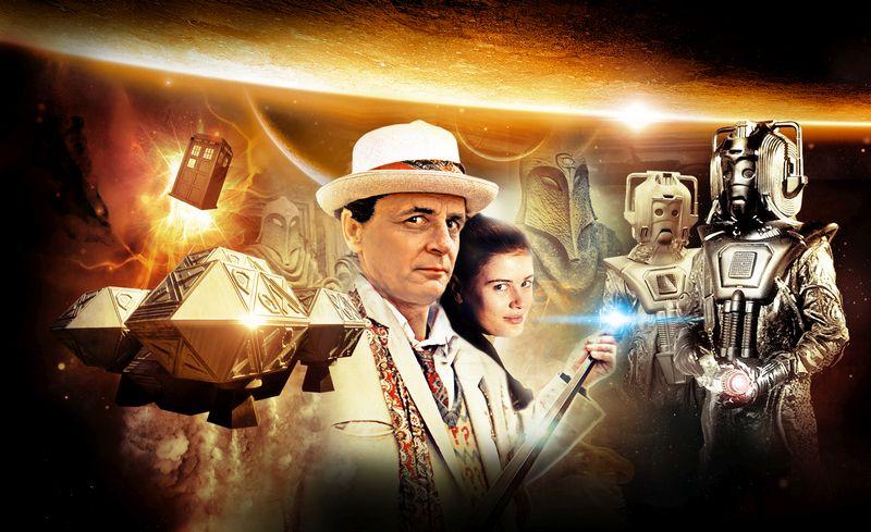 Collage zu Doctor Who Staffel 25