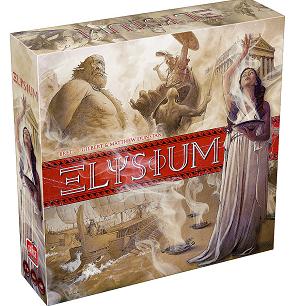 Die Spielebox von Elysium.