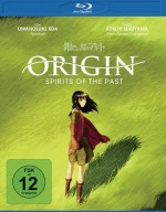 Cover von Origin Spirits of the Past. Ein junges Mädchen vor grüner Wiese.