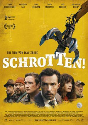 Plakat von Schrotten!
