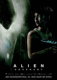Plakat von Alien: Covenant
