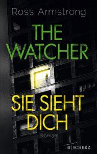 The Watcher Sie sieht dich, Cover