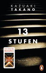 13 Stufen Roman von Kazuaki Takano - Cover