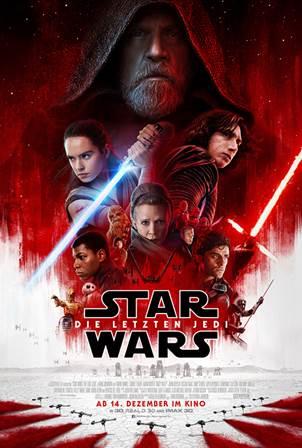 Plakat zu Star Wars: Die letzten Jedi