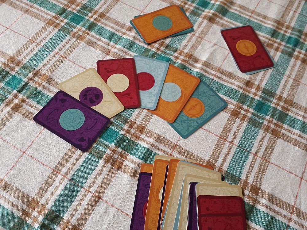 Nimble-Spielkarten