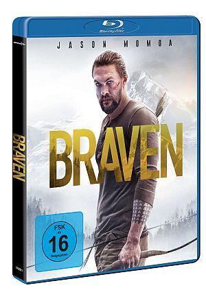 Blu-Ray Pack von Braven mit Jason Momoa
