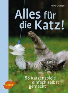 Alles für die Katz! von Heike Grotegut, Cover