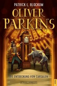 Cover von Oliver Perkins Die Entdeckung von Carsalen