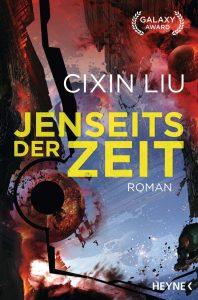 Jenseits der Zeit von Ciixin Liu, Cover