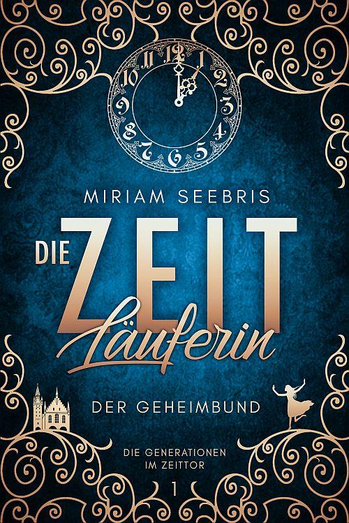 Cover von Die Zeitläuferin