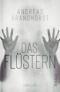 Das Flüstern von Andreas Brandhorst (Cover, Piper Verlag)
