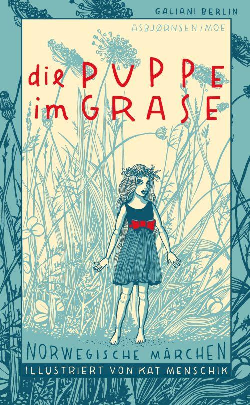 Cover von Die Puppe im Grase.